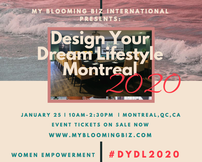 Design Your Dream Lifestyle Montreal