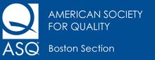 ASQ Boston Workshops logo