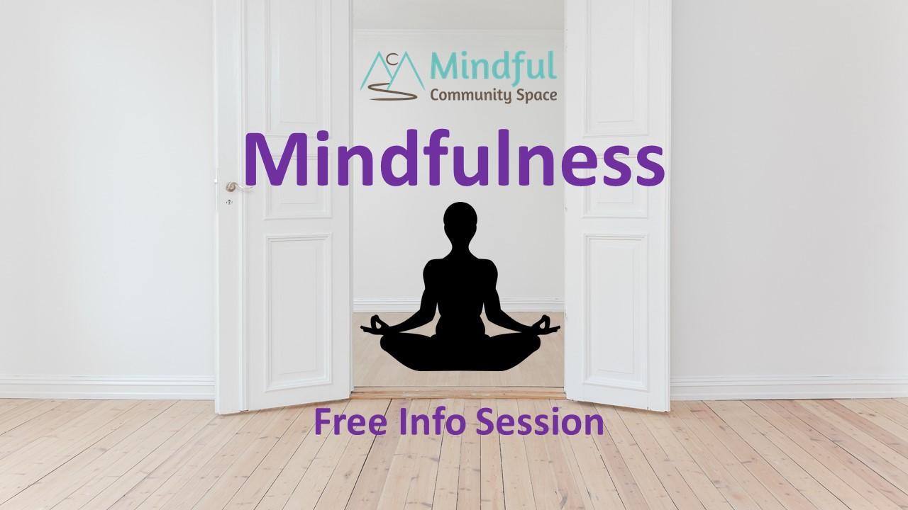 Free Mindfulness Information Session