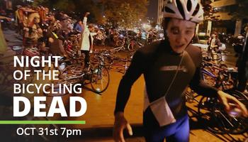 Night of the Bicycling Dead
