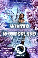 College Night presents WINTER WONDERLAND