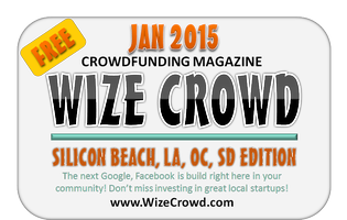 Wize Crowd Crowdfunding magazine pre-launch call for...