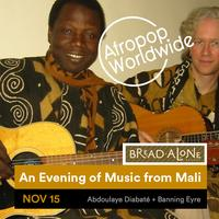 An Evening of Music from Mali at Bread Alone Bakery Caf...