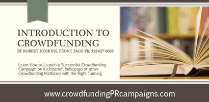 Texas Introduction to Crowdfunding - by Robert...
