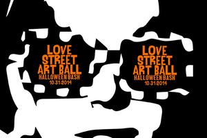 Love Street Art Ball Halloween Bash