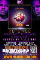 "Meanz of Operation & King Ru Da 3rd presents ""ReTuned""..."
