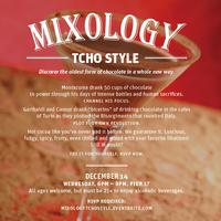 Mixology, TCHO Style