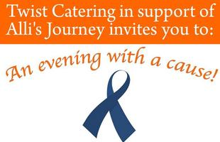 An Evening With A Cause - Twist Catering & Alli's...