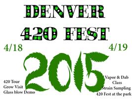 Denver 420 Festival Tour 2015 - 420 Celebration @ the...