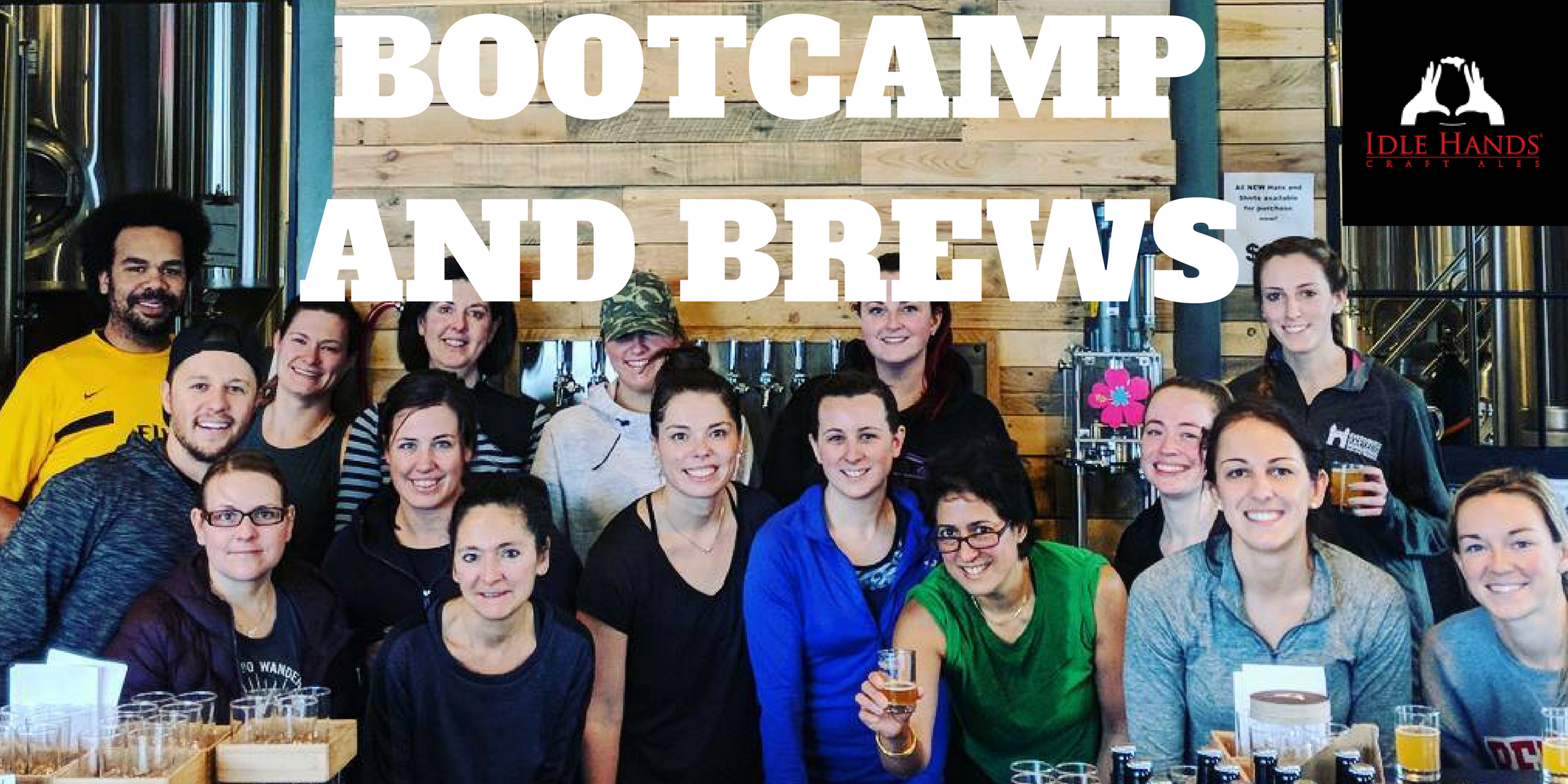 Bootcamp and Brews @ Idle Hands