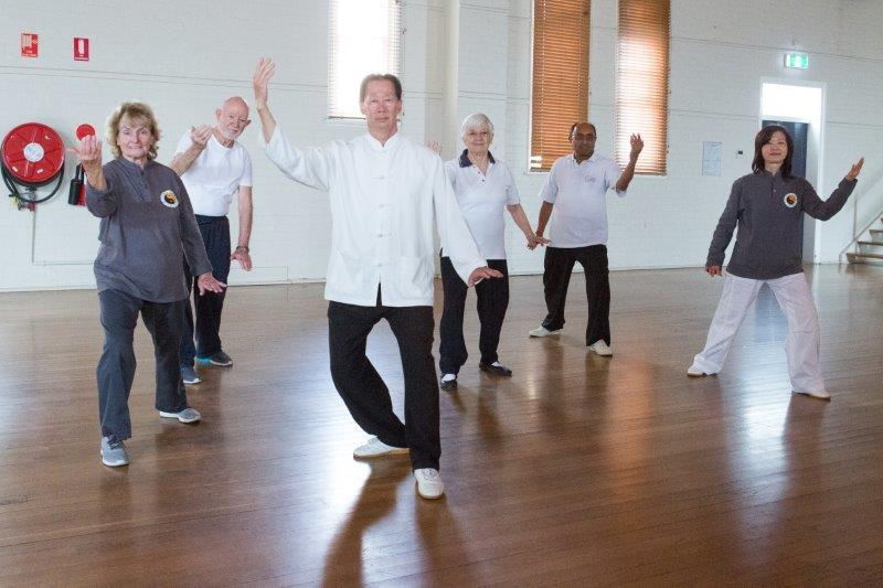 Tai Chi - Term 1 2020 (Over 55s Leisure and Learning) - Friday 11:00am -12:00pm - City of Parramatta