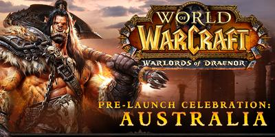 World of Warcraft: Warlords of Draenor Pre-Launch...