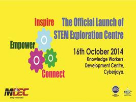 The Official Launch of STEM Exploration Centre in Cyber...