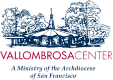 Vallombrosa Center logo