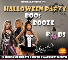 WICKED Halloween Party - Boos Booze & BOOBS {in honor...