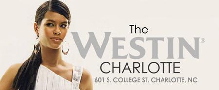 Westin Charlotte Hotel Extravaganzas during CIAA...
