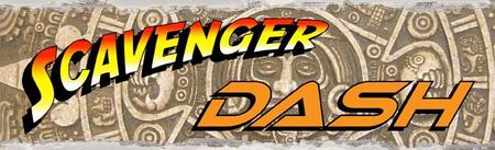 Scavenger Dash Santa Monica 2013