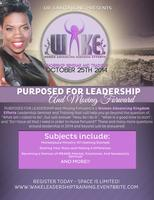 WAKE Seminar and Training- Purposed For Leadership and...