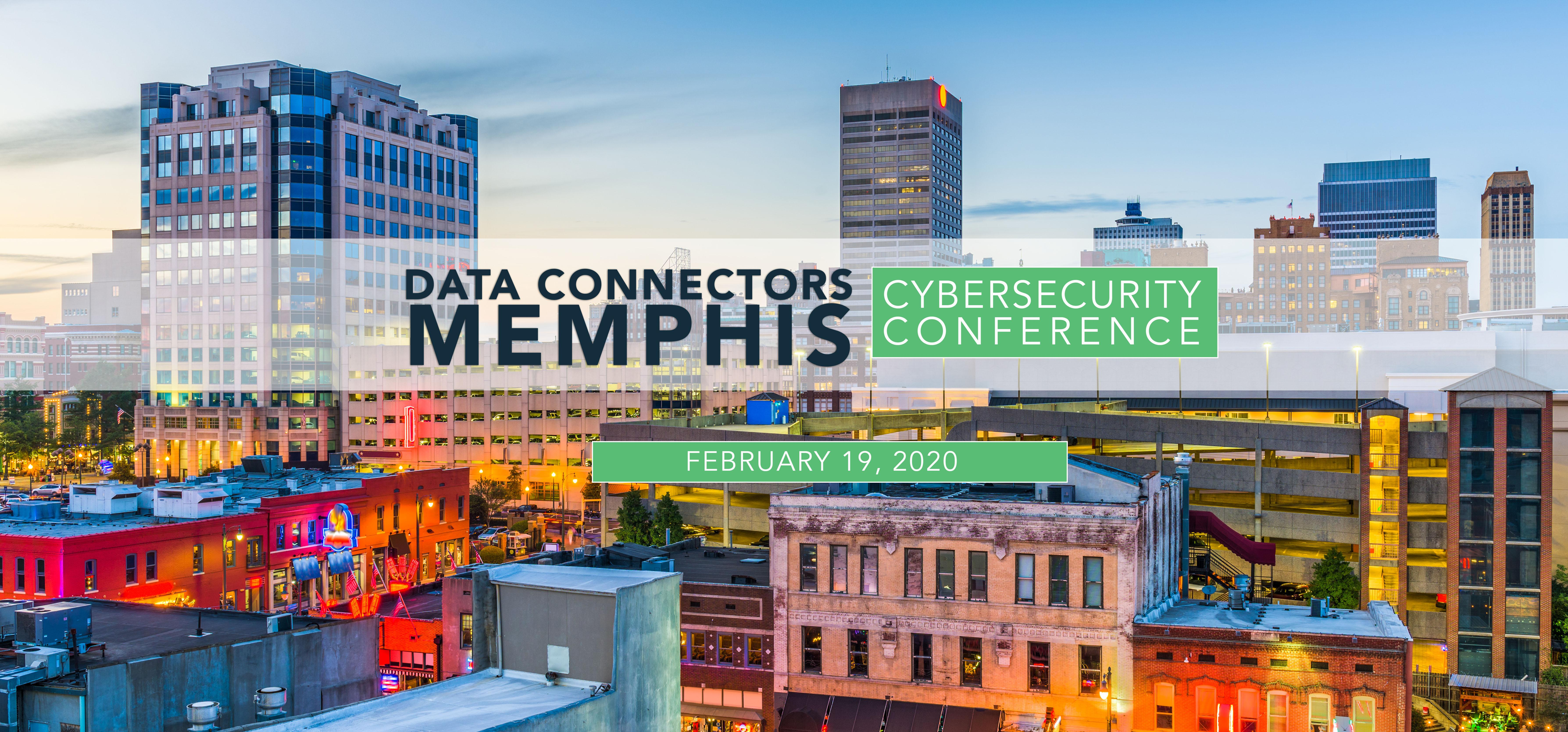 Data Connectors Memphis Cybersecurity Conference 2020