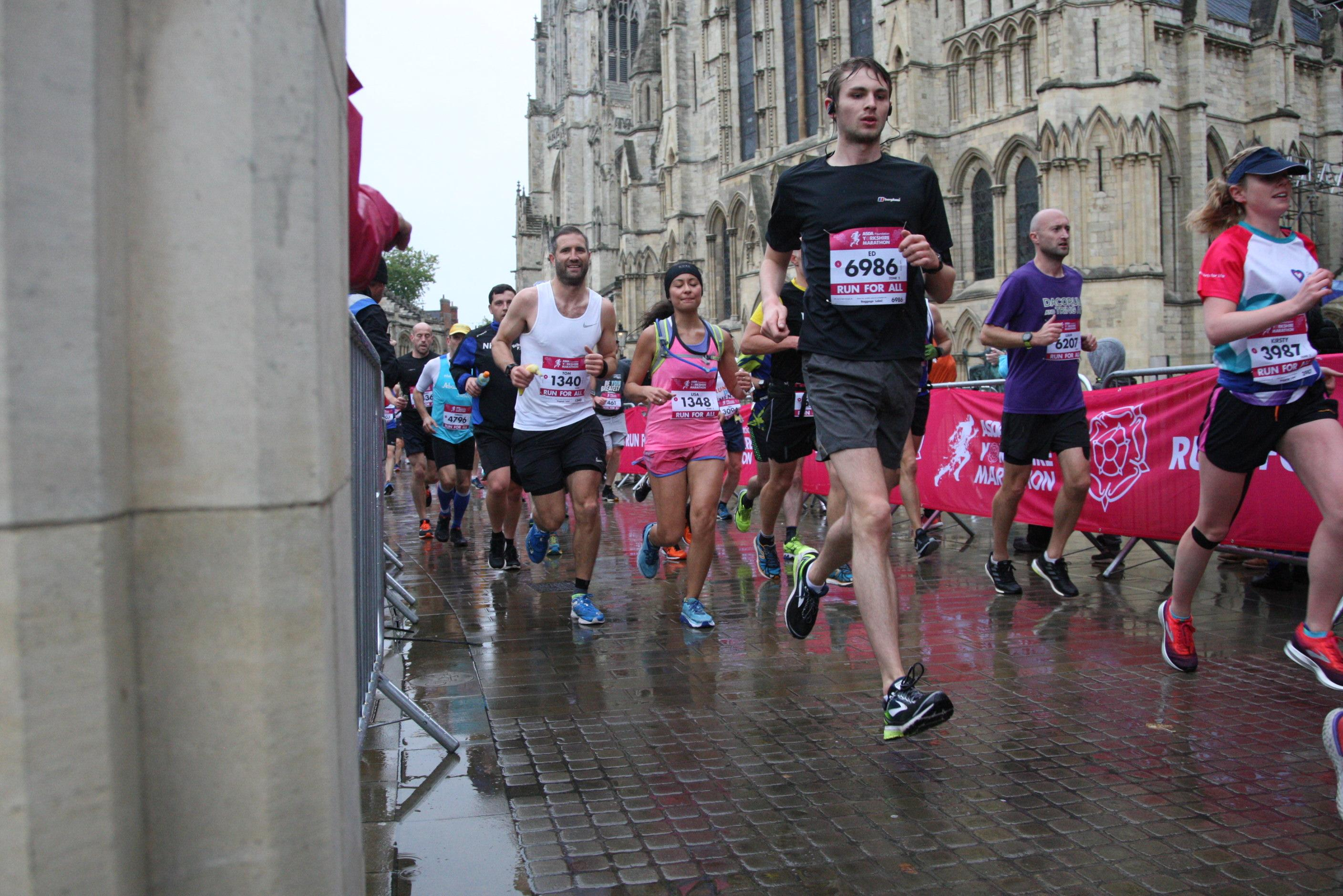 Run the Leeds 10k 2020 for Students or Mental Health at York