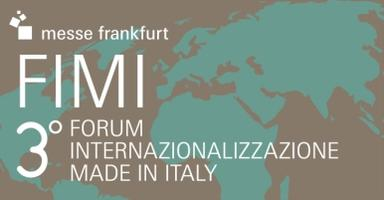 FIMI: Forum Internazionalizzazione Made in Italy