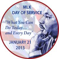 Dr. Martin Luther King, Jr. Morning of Service
