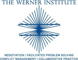 Werner Institute MS in Negotiation and Dispute Resoluti...