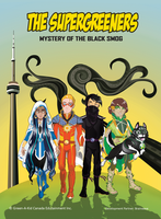 """Launch of """"The Supergreeners,"""" Canada's first..."""