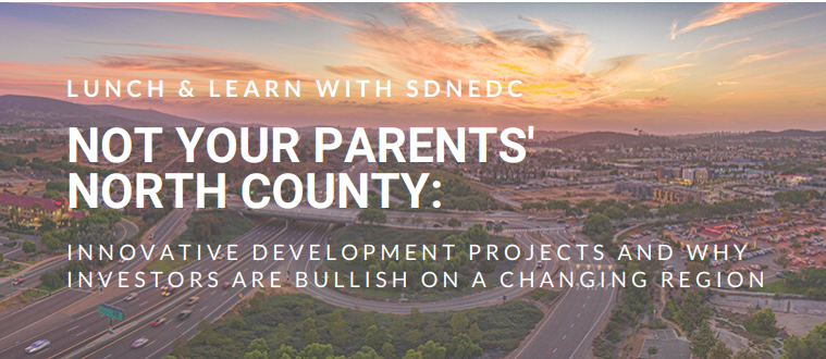 January Lunch & Learn with SDNEDC