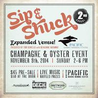 Sip & Shuck - Oyster & Champagne Event