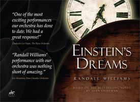 Randall Williams ~ Einstein's Dreams