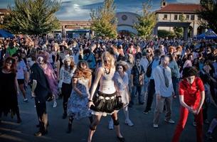 October 26 Thriller Flashmob in Balboa Park - San Diego