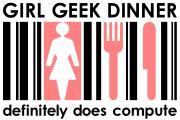 Girl Geek Dinner Ottawa logo