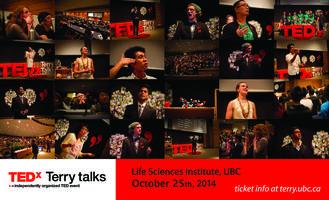 TEDx Terry Talks 2014