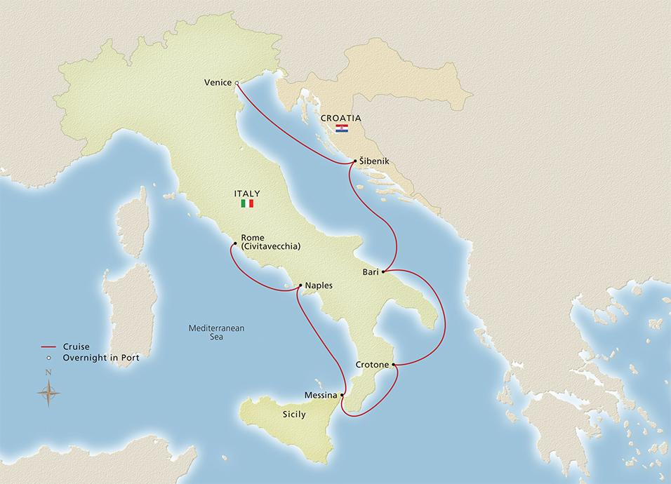 Italian Sojourn with Anywhere But Here Travel