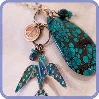 The Tucson Bead Show - Creating Talisman: Part Two
