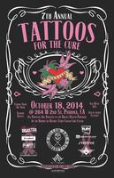 Tattoos for the Cure charity event