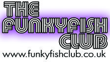 Funkyfish Club, Brighton logo