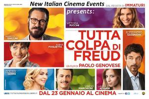 NYC premiere screening of Italian box-office hit...