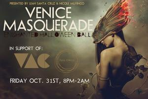 Venice Masquerade 2014: Enchanted Halloween Ball