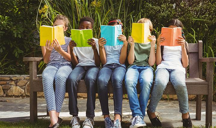 Creative Readers Club - for 9-13 year olds 2020