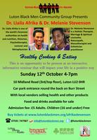 Luton Black Men Community Group - Dr Afrika & Dr...