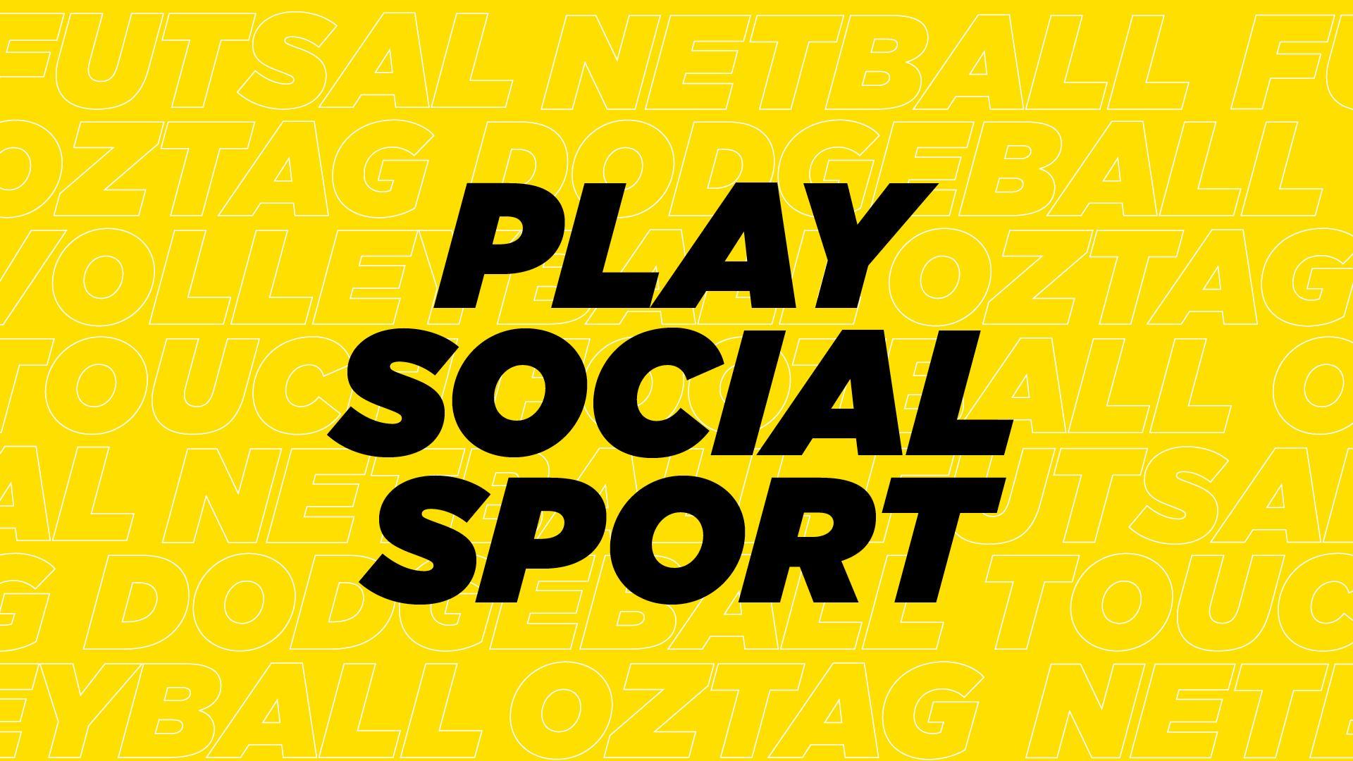 Summer Social Sport