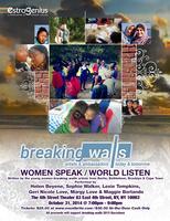WOMEN SPEAK/WORLD LISTEN