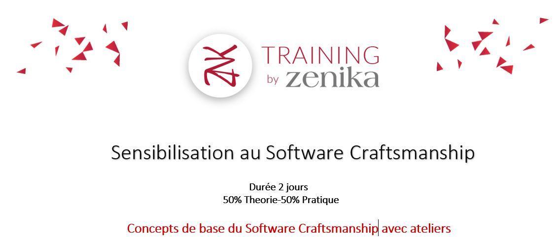 Formation :Sensibilisation au Software Craftsmanship_FR_2 Jrs