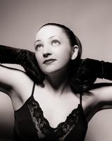 Luscious Cabaret Does Film Noir - Femme Fatale