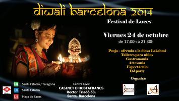 DIWALI BARCELONA 2014