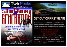 Twin Peaks Financial Ministries : Shifting A...