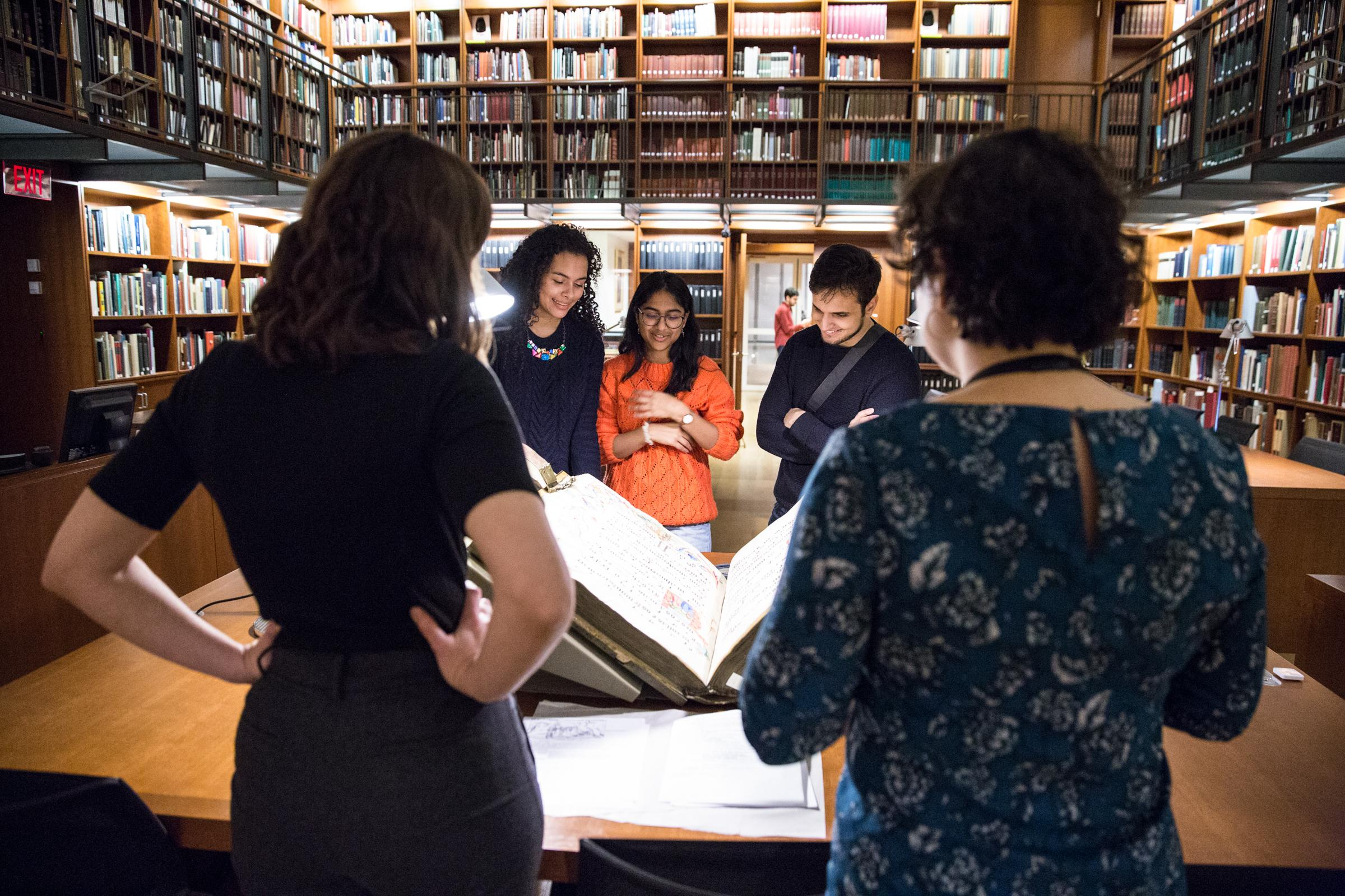 College Open House: Museum & Library Careers