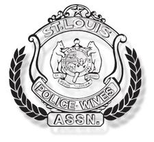 St. Louis Police Wives Association logo